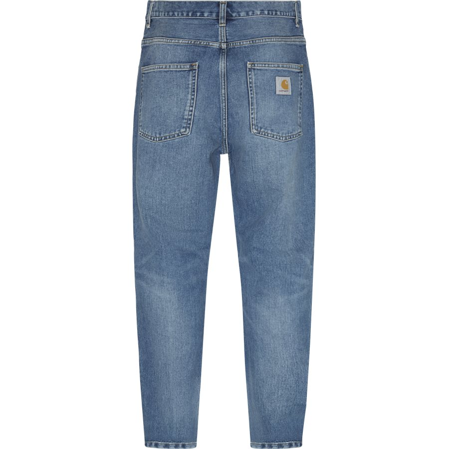 NEWEL PANT I024905 - Newel Pant - Jeans - Relaxed fit - BLUE WORN BLEACHED - 2
